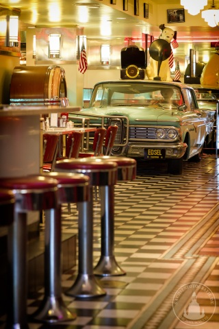 Diner am Union Square in San Francisco