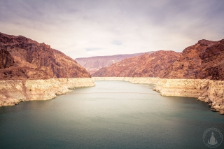 Colorado River zwischen Arizona & Nevada