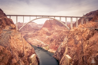 Hoover Dam Bypass Bridge (Colorado River Bridge)